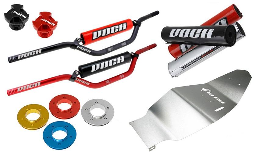 Accessoires esthétiques Voca Racing