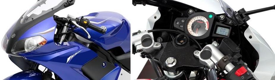 Double optique - Compteur type R1