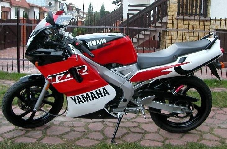 Yamaha TZR 50 de 2002