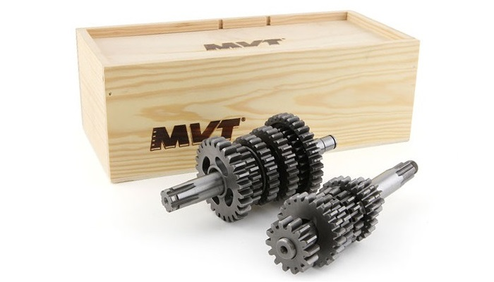 Boite de vitesses MVT