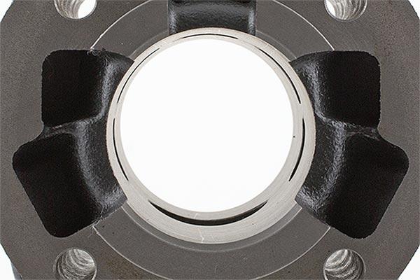 5 transferts et lumière d'échappement simple ovale