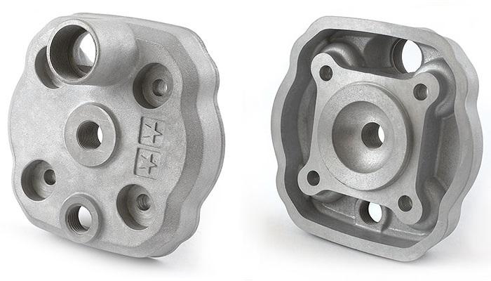 Culasse en aluminium monobloc haute compression