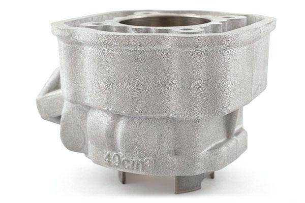 Cylindre en aluminium traité nickasil