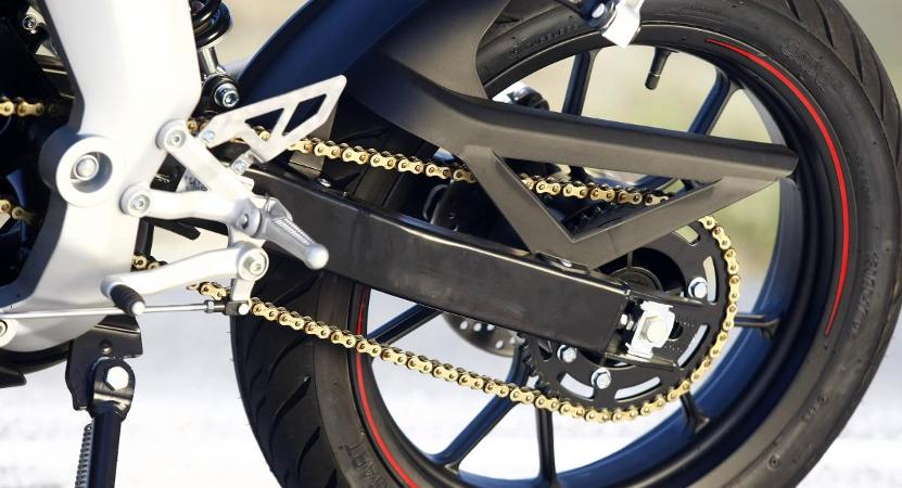 Châssis triangulaire en acier à double poutre