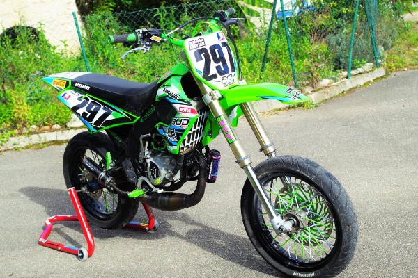 Derbi replica Kawasaki