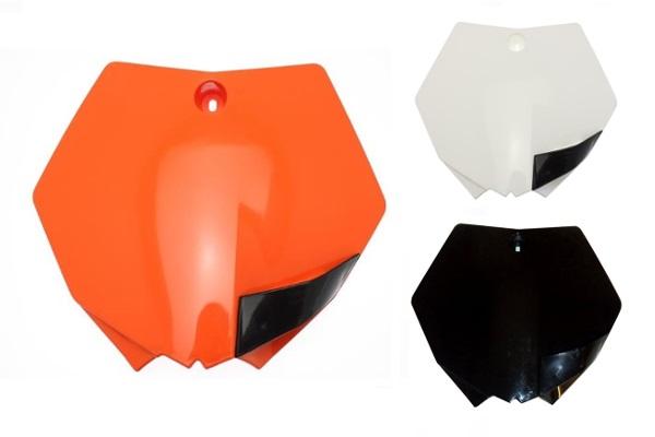 plaque-cross-ktm-sx-85cc-2013-orange-blanc-noir-ufo