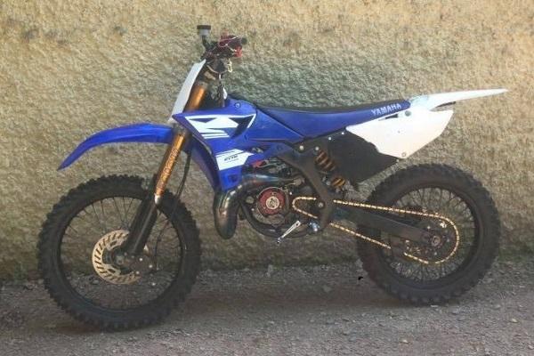 Yamaha DT replica YZ